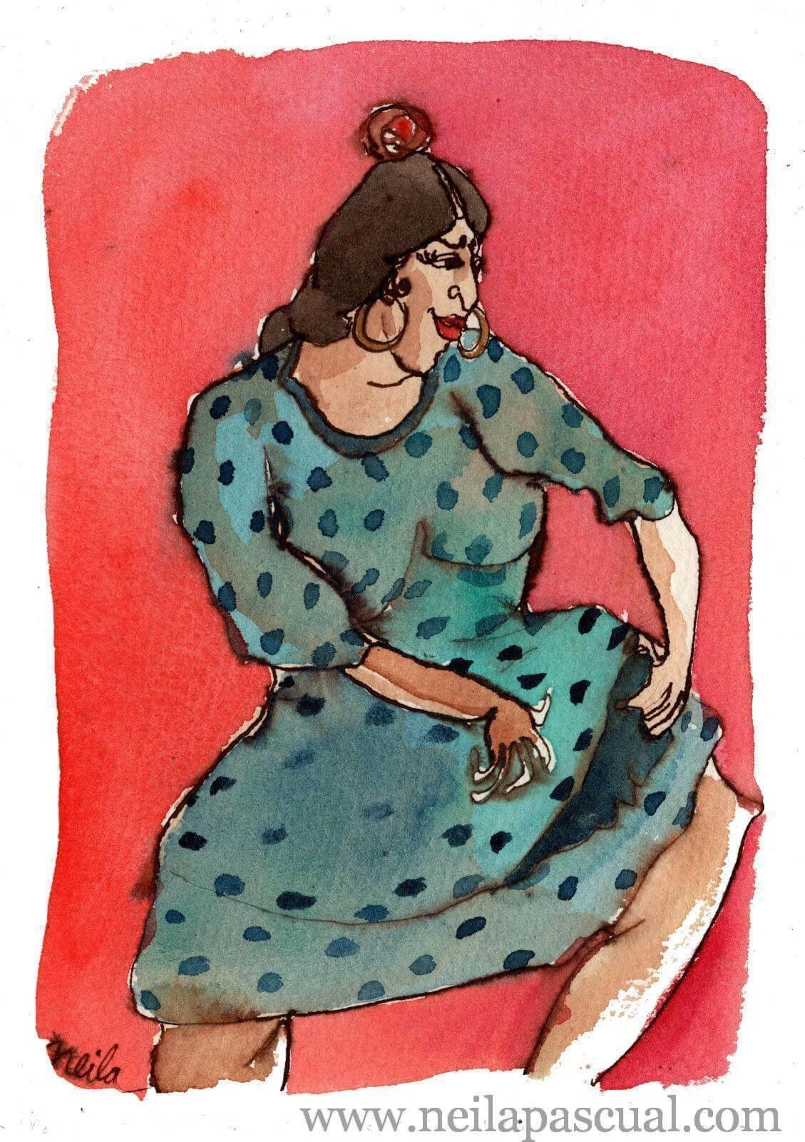 Flamenco Celestial 10