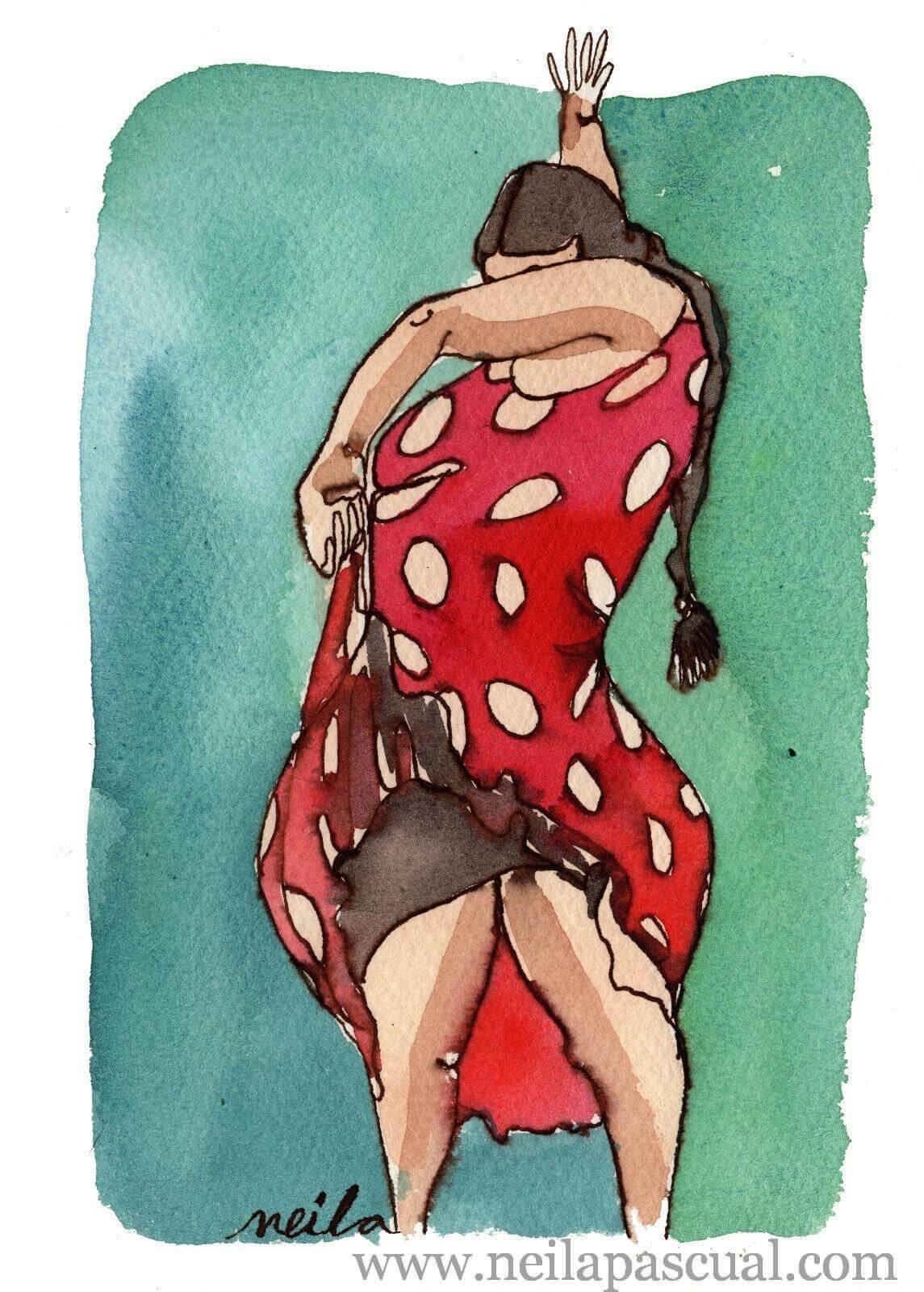 Flamenco Celestial 14