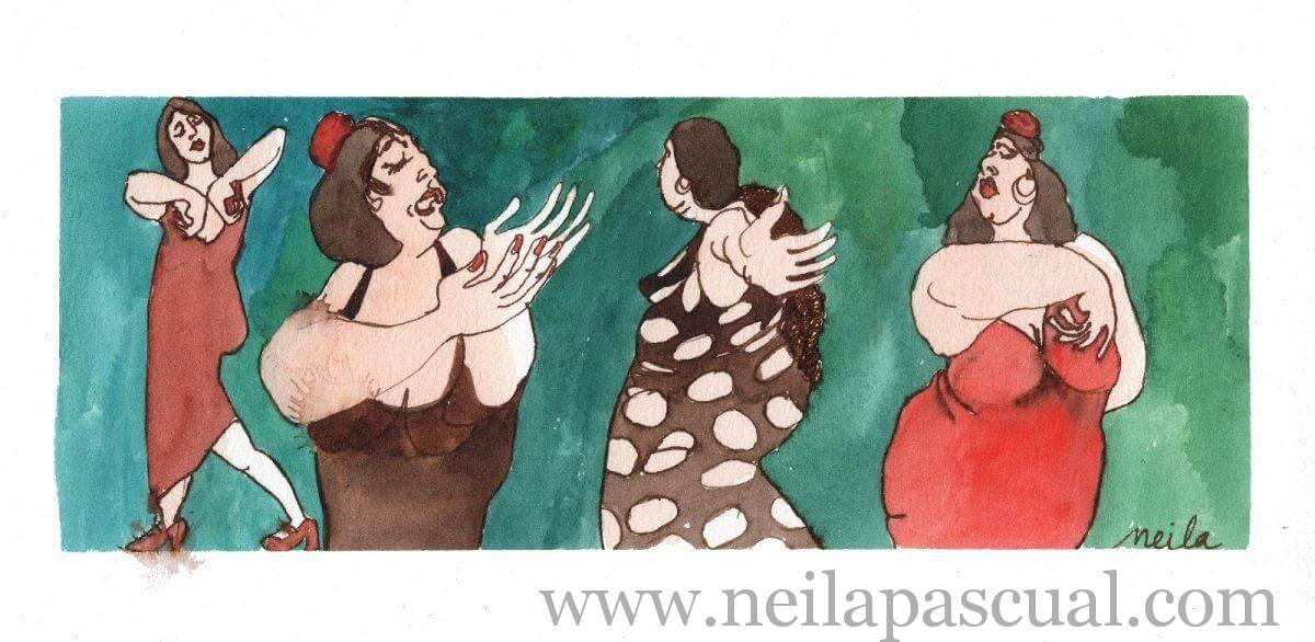 Flamenco Celestial 18