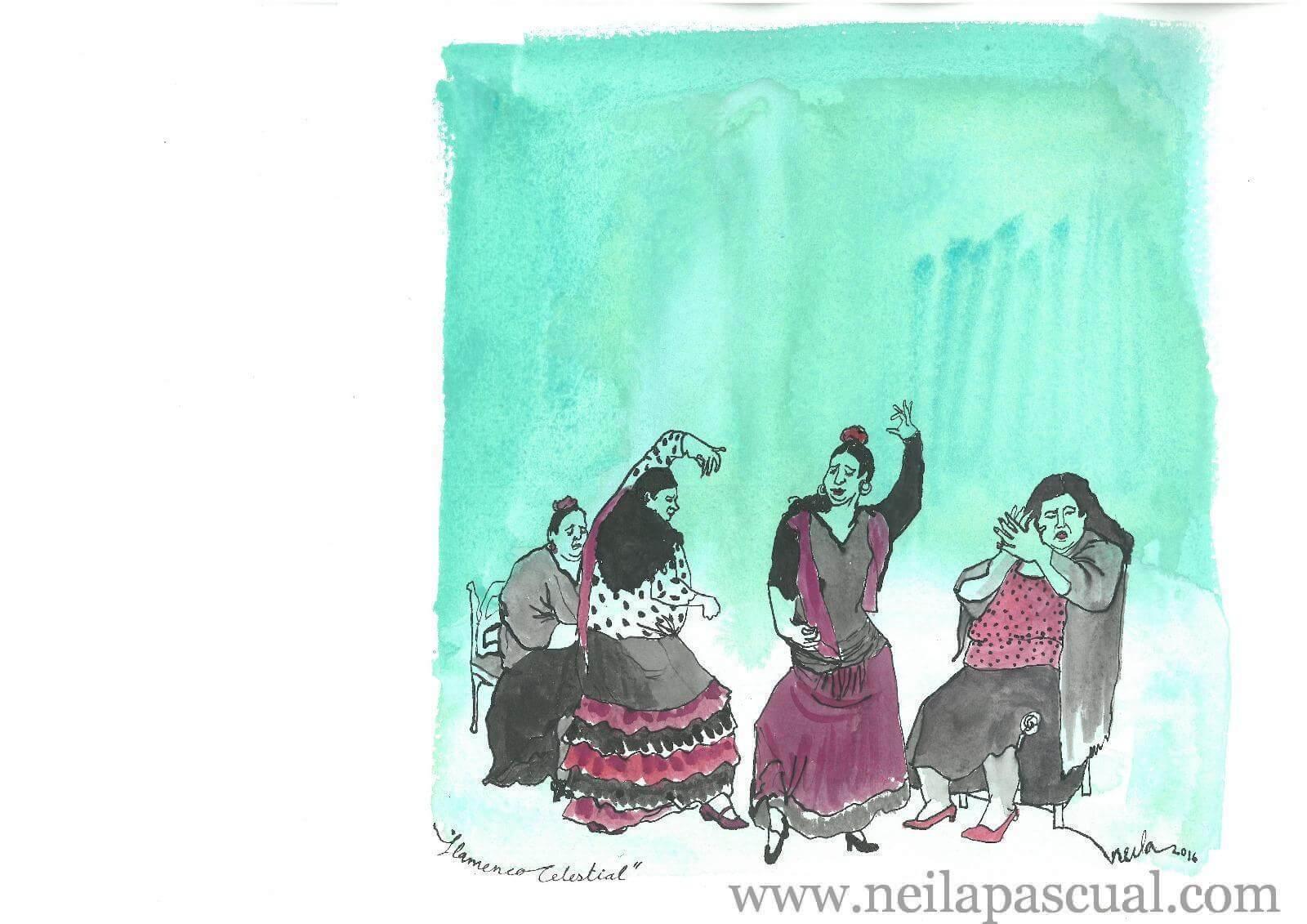 Flamenco Celestial 19