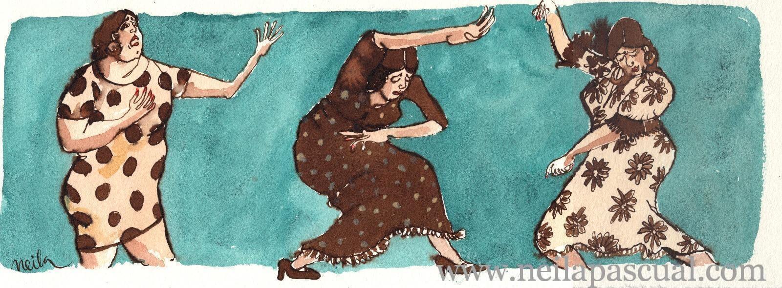 Flamenco Celestial 2