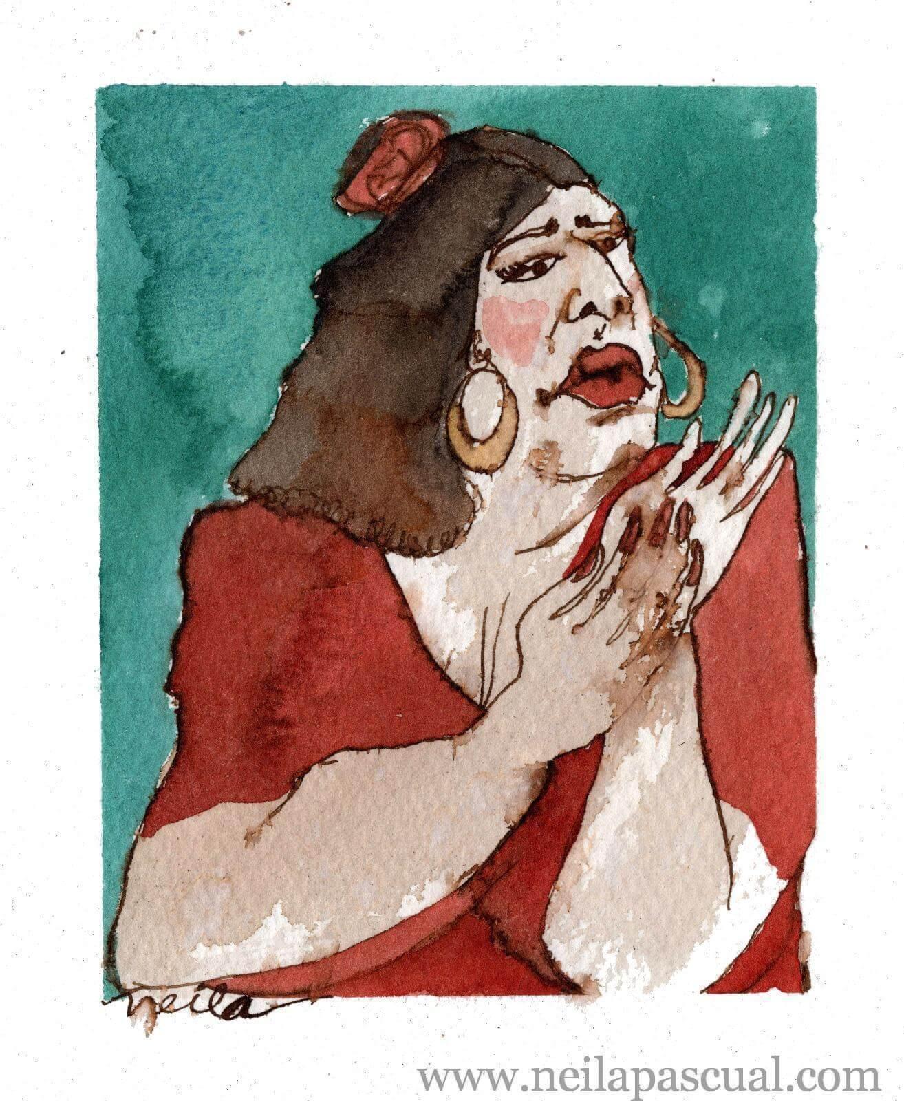 Flamenco Celestial 7