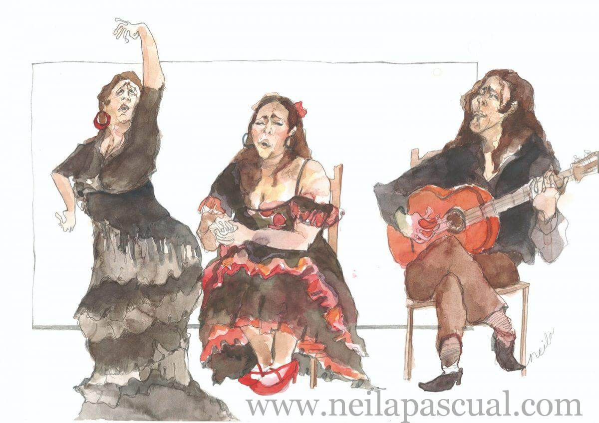 Alba Nano y Alicia